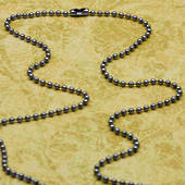 stainless ball chain 24 inch